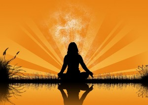Продолжаем готовится к медитации